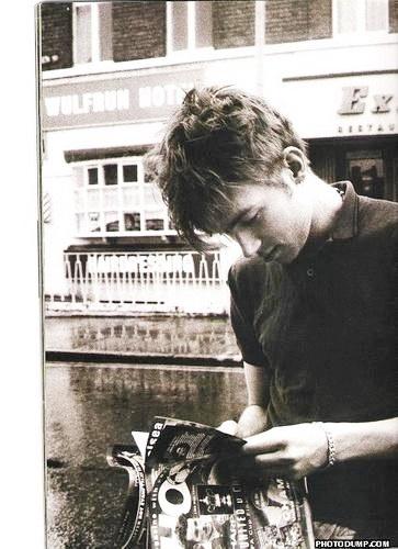"Damon Albarn worked for him in ""Honest Jons Records"" British genius"