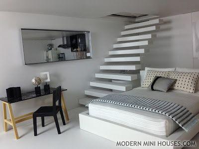 25 best ideas about lps houses on pinterest diy for Mini maison moderne