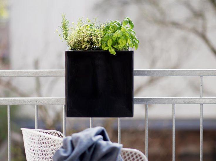 Good Sch ner g rtnern Blumenk sten f r Balkon und Terrasse
