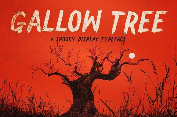 Gallow Tree by It's me simon on @creativemarket
