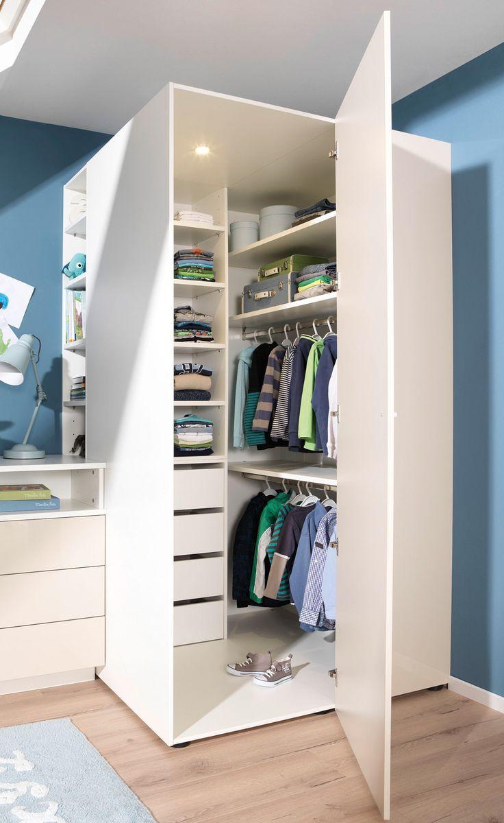 Billig Begehbarer Kleiderschrank Fur Kinderzimmer Cama Para Quarto Pequeno Decoracao De Ambientes Pequenos Mobiliario Para Economizar Espaco