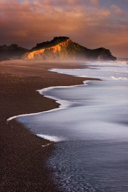 California coast -- west coast USA. Lovely.