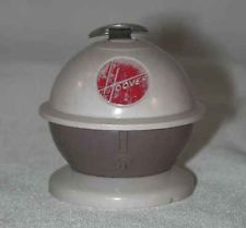 Vintage Advertisement Measuring Tape Measure Mini Hoover Canister Vacuum Cleaner