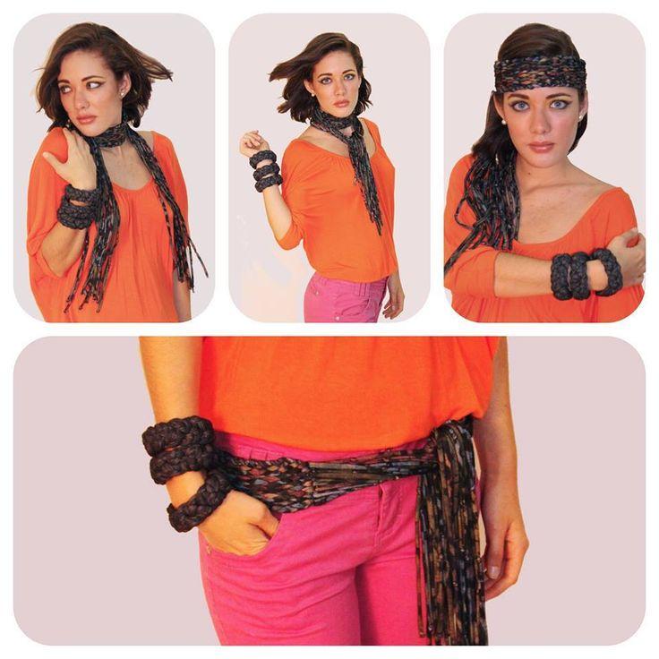 #Scarf #Belt #Headband #allinone #accessories   https://www.etsy.com/shop/NHAccessoriesUSA