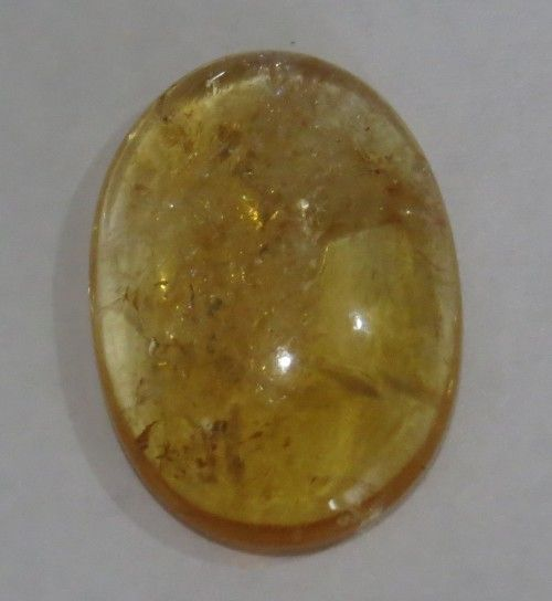 Buy 25.25ct DAZZLING!!!Citrine Cabochon nr!!! for R1.00