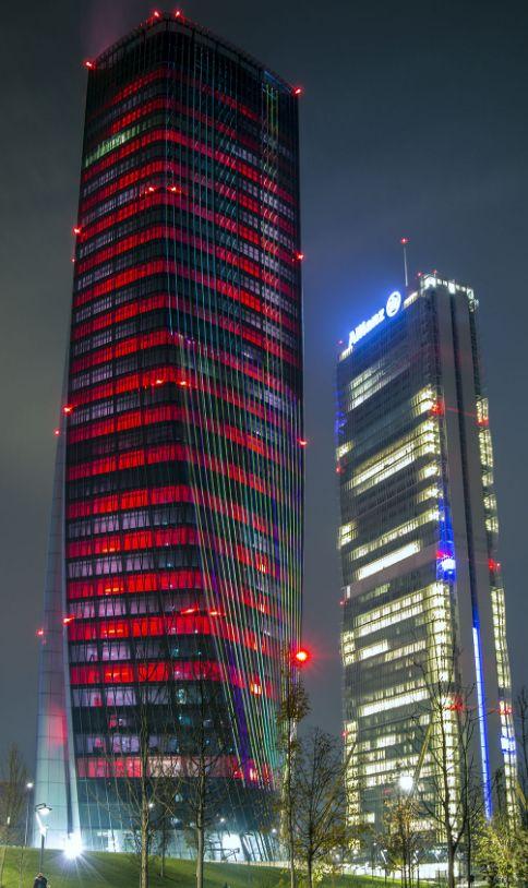 Generali Tower in CityLife (Milan, Italy). Zaha Hadid Architects.