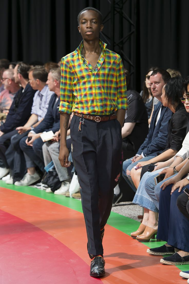 Paul Smith | Spring/Summer 17 Show: Look 5