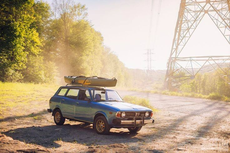 Today's Fan Photo Friday comes from Julianne Karr. It's also our #FlashbackFriday of the 1979 Subaru Leone 1600 Wagon.