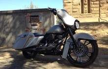 2013 Custom Harley Street Glide for sale