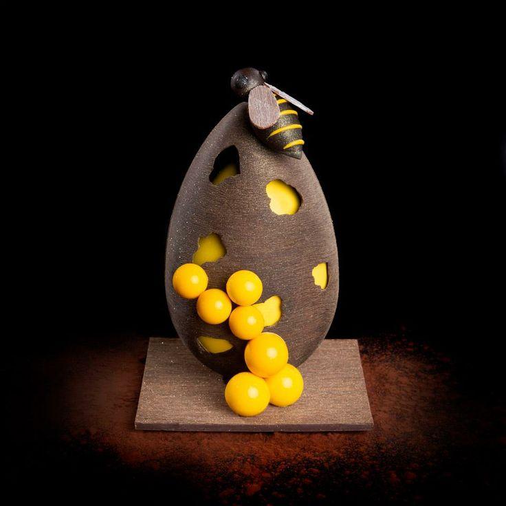 David l'instant chocolat (David Pasquiet - Suisse)