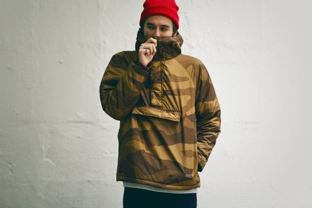 Stussy's 2012 Fall/Winter Outerwear