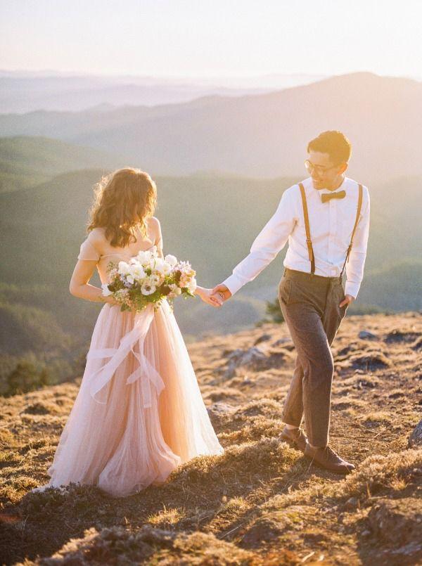 A dreamy, romantic & earthy wedding settings by @alexandragrace7