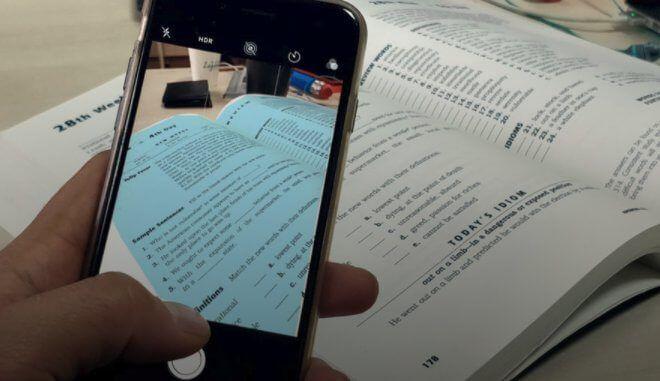 Akıllı telefonlarınızla belge taratabilir ve bunları kolaylık gönderebilirsiniz. Peki telefonla belge tarama nasıl yapılır?