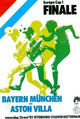 Aston Villa v Bayen Munich