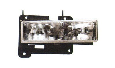 chevrolet tahoe headlight action crash gm2503101r Brand:Action Crash Part Number: chetahoe/GM2503101R Category:Headlight Condition:New Price:101.05 Shipping:free(ground) Warranty:2years Description: REMANUFACTURED PASSENGER SIDE HEAD LIGHT ASSEMBLY, COMPOSITE STYLE, HLAMP ASM;RH;88-02 CHEV PU/BLZ, 92-99 SUBURBAN