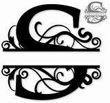 Free Monogram Fonts Split - Bing images