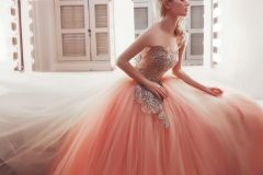 Tangerine by Beautiful Love Wedding