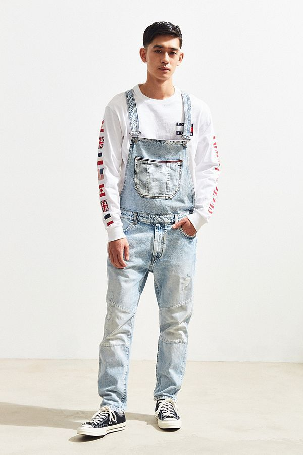 677ebab596f Tommy Hilfiger Dungaree Overall