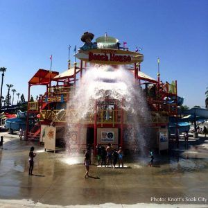 11 Things To Do in Palm Springs With Kids: knotts soak city