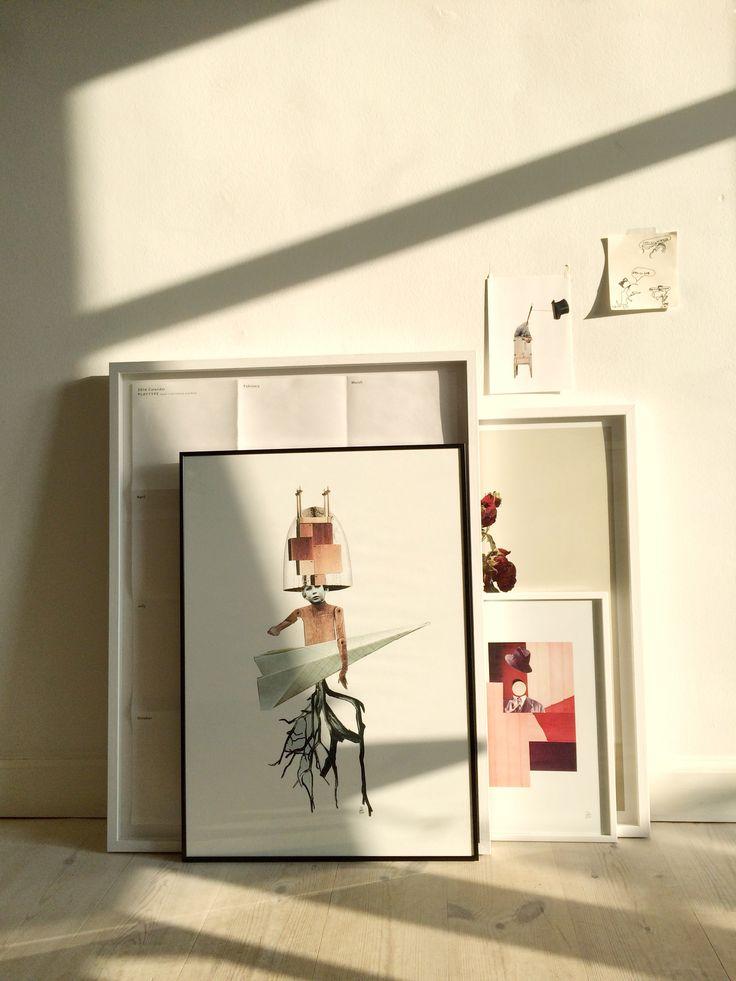 Collages / Naja Tolsing