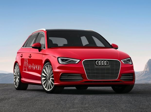 http://2016electriccars.com/2016-audi-a3-e-tron-price-and-specs/ Smallest of Audi's, A3 is getting a plug-in hybrid sibling in near future. The 2016 Audi A3 e-tron won't only be better option fuel efficiency-wise, but will also offer plenty of all-electric range for driving around the city and finishing all of your daily chores without the need to use petrol at all.