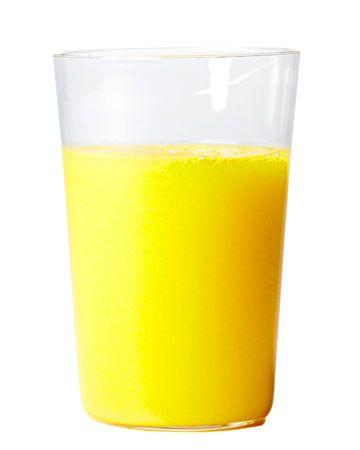 Mango Coconut detox smoothie