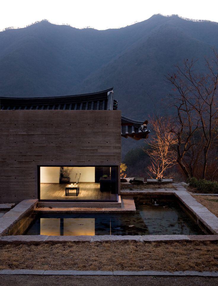 korean-style house 한옥 아원