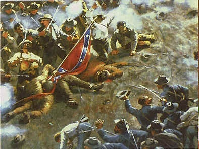 41 best images about war between the states on pinterest for Atlanta oil painting artists