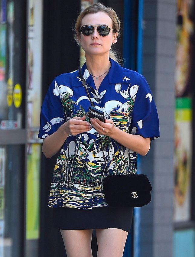 Гавайская рубашка: из мужского гардероба — в женский | Мода | Выбор VOGUE | VOGUE