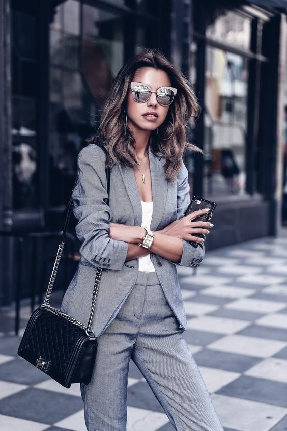 1c58396819 36 Latest Office & Work Outfits Ideas for Women 2019 | Clothes ...