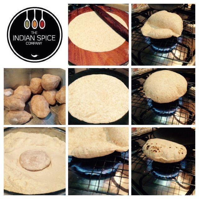 Chapati – Rotli