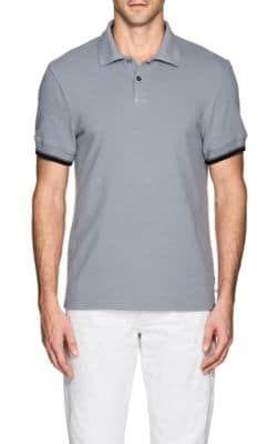37a4e6e42c8 #jamesperse #cloth | James Perse | Pique polo shirt, James perse, Mens  designer tops