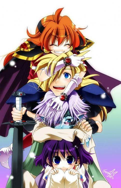 Slayers / anime/ kawaii
