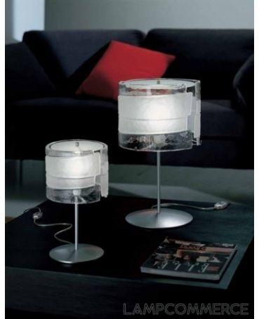 AV Mazzega #Riflessi table lamp Design M & M