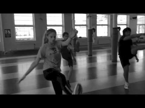 Physical training for fencing - Gothenburg Fencing Club - YouTube