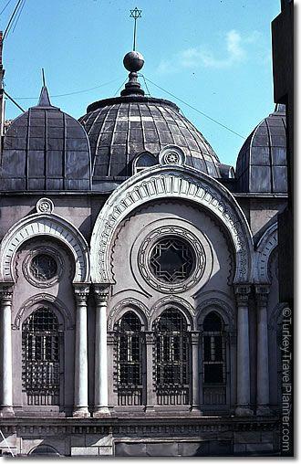 Ashkenazi Synagogue, Istanbul, Turkey