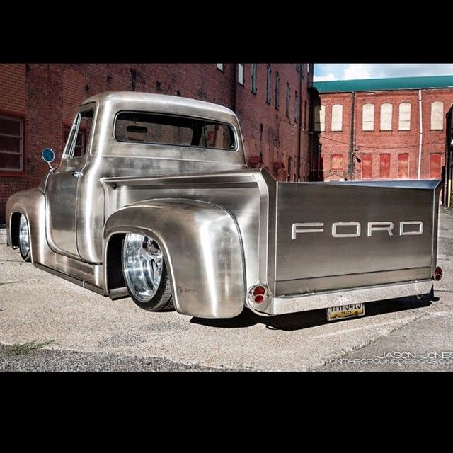 Not a fan of Ford but dayum thats cool