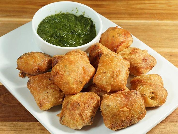 Paneer Pakoras | Manjula's Kitchen | Indian Vegetarian Recipes | Cooking Videos