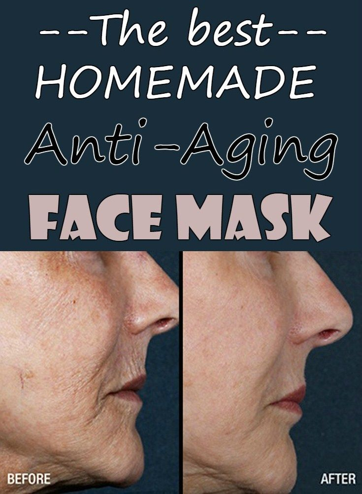 The best homemade anti-aging face mask - BestWomenTips.com