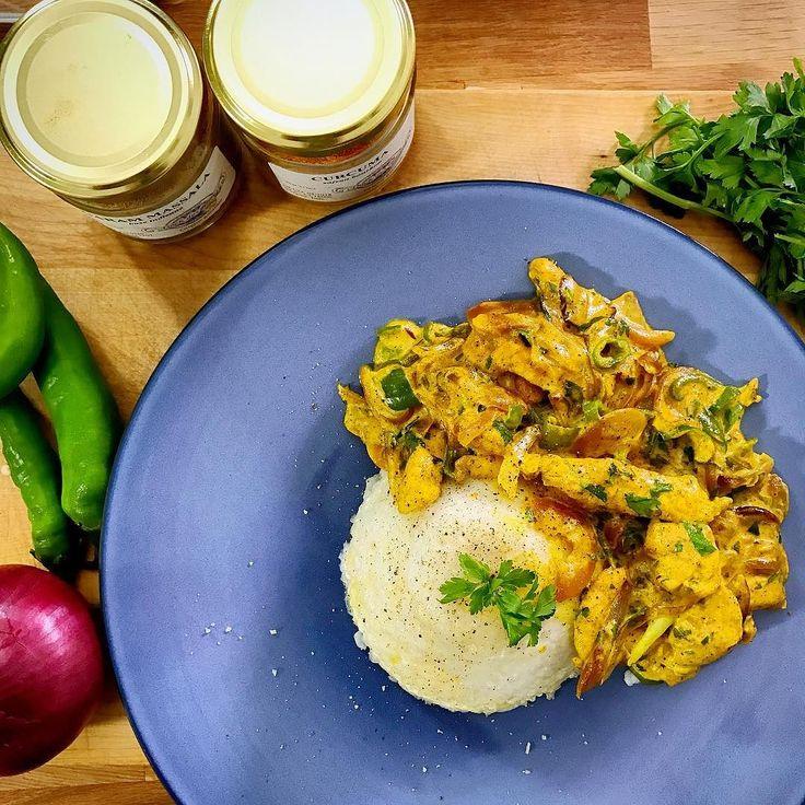 Nouvelle vidéo ! Une recette de poulet curry parmi tant d'autres ! Ultra simple et délicieuse ! Bon ap' ! #youcook #wecook #cuisine #recette #food #foodporn