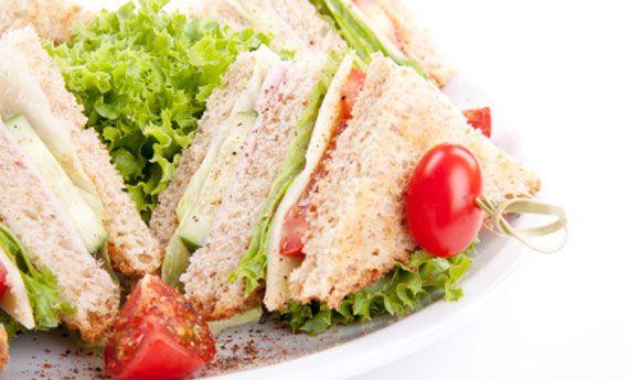 Club Sandwich la ricetta originale per un panino che è un capolavoro! | Masterchef UK