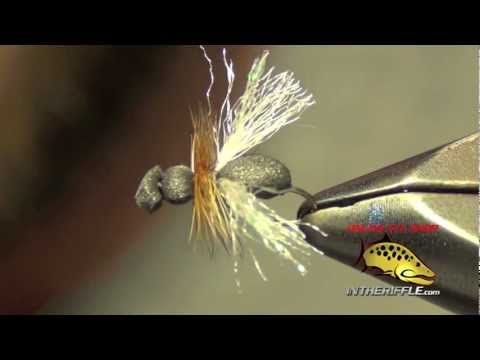Foam Flying Ant Fly Tying Video Directions and How To Tie Instructions