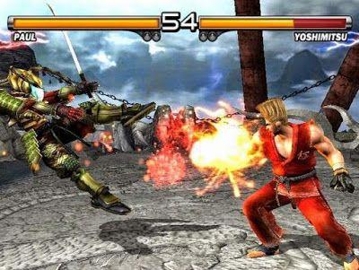 Kode Cheat Game Tekken 5 PS2 Lengkap