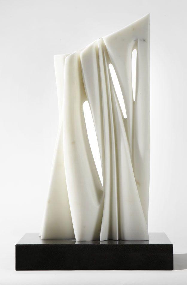 Sculpture, marble, Pablo Atchugarry