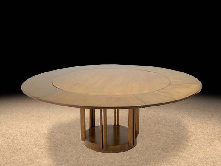 150 best Round Table images on Pinterest Dining rooms - moderner runder glasesstisch ac molteni
