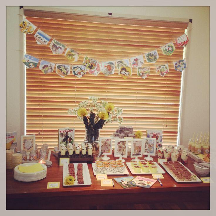 Golden Girls Theme Wedding Ideas: 29 Best Images About Little Golden Books Baby Shower On