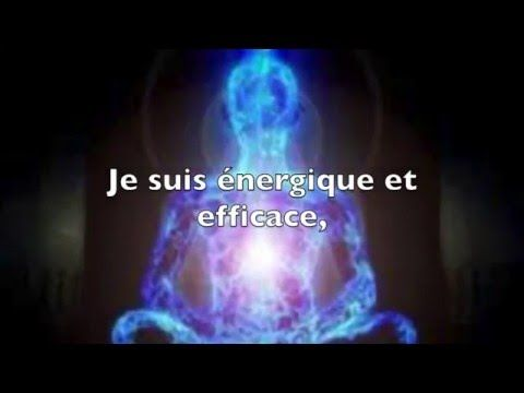 Défi 21 JOURS : SANTE & BIEN-ETRE (AFFIRMATIONS POSITIVES & EFT) - YouTube