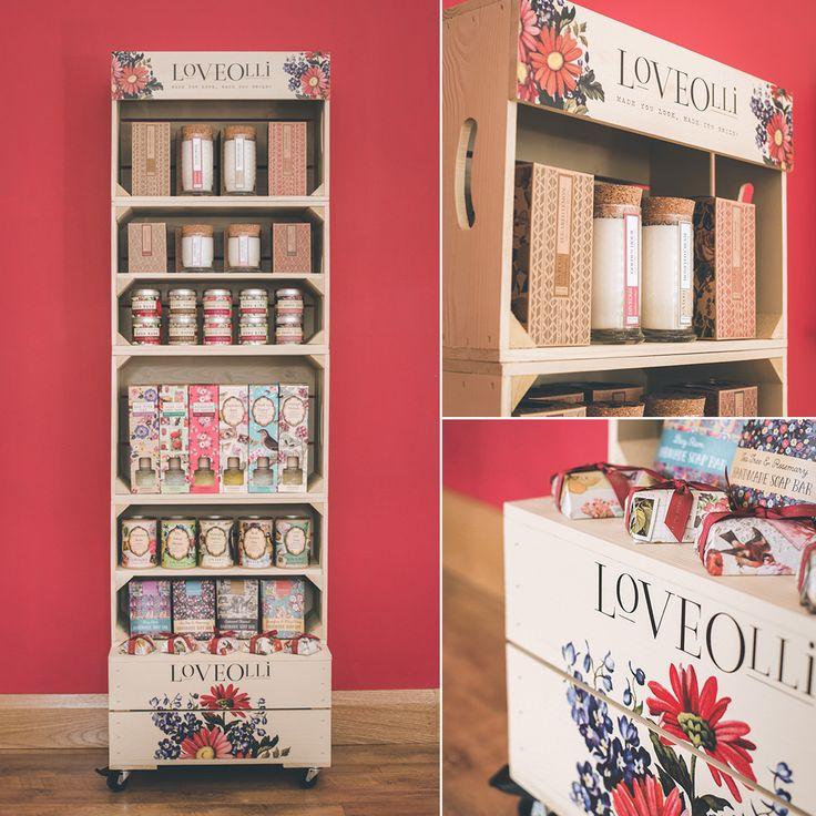 Love Olli Retail Display Unit