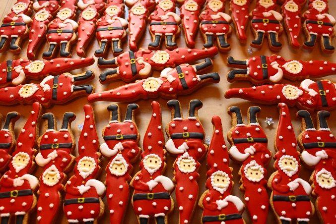 クリスマス アイシングクッキー Part 3 - Farina - Fな生活
