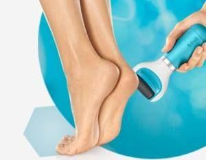 #Pedicure professionale e veloce comodamente a casa tua! Dr Scholl's ti propone #VelvetSoft, l'innovativo strumento che si  prende cura della pelle dei tuoi piedi eliminando callosità ed inestetismi. Lo trovi anche online >> http://www.farmaciaigea.com/cura-piedi-e-callosita/25152-scholl-velvet-soft-roll-elettrico-per-pedicure-professionale--5052197025262.html